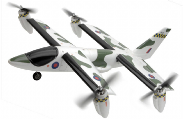 Ripmax A-RMX210 Transition VTOL RTF
